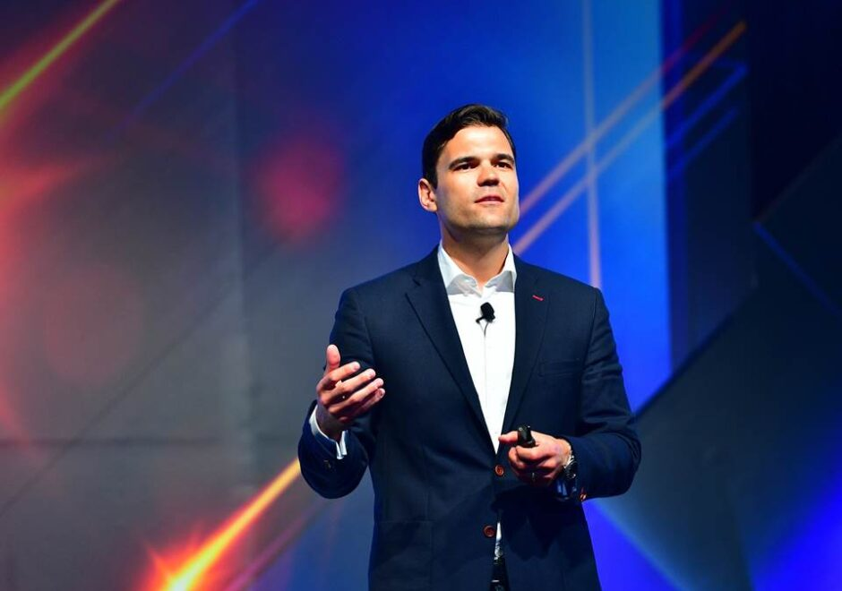 Alex Tapscott speaker, blockchain, keynote