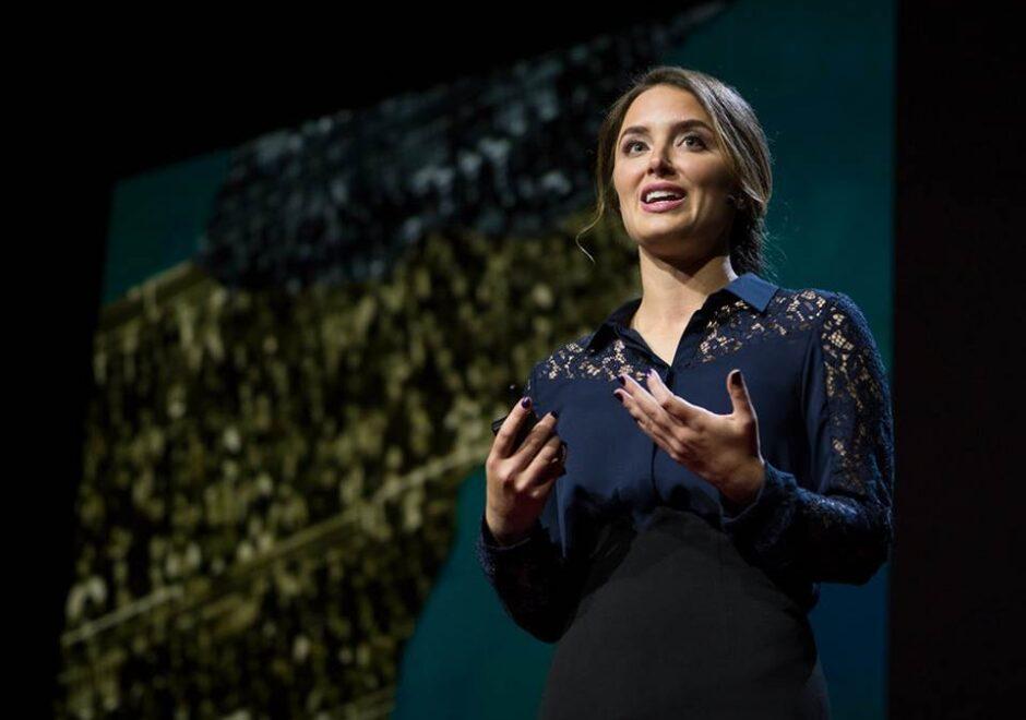 Bettina Warburg speaker, blockchain, conferencias