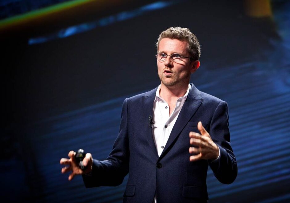 Carlo Ratti speaker, conferencias, smart cities, MIT