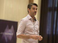 Álex Puig conferencias, speaker, blockchain