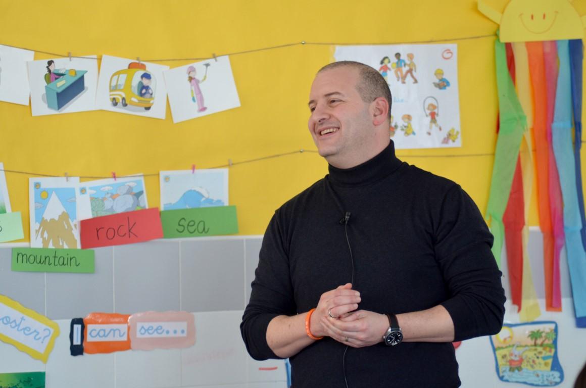 Richard Gerver teacher