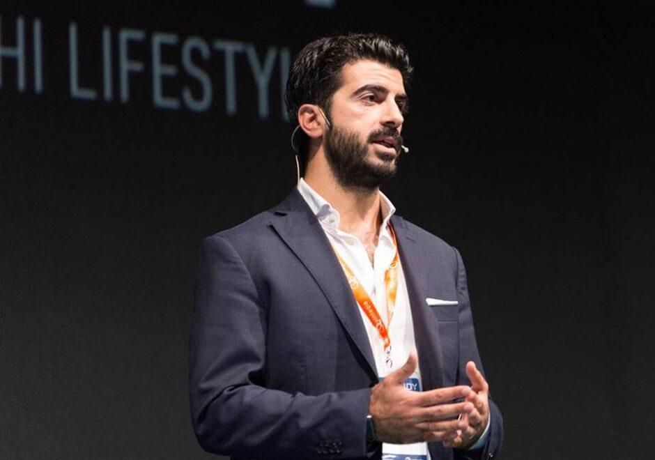 Giuseppe Stigliano speaker, retail, kotler, conferenzia