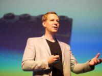 Lars Silberbauer speaker, conferencias, lego