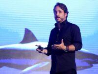 Gerardo del Villar conferencias, speaker, tiburones, explorador