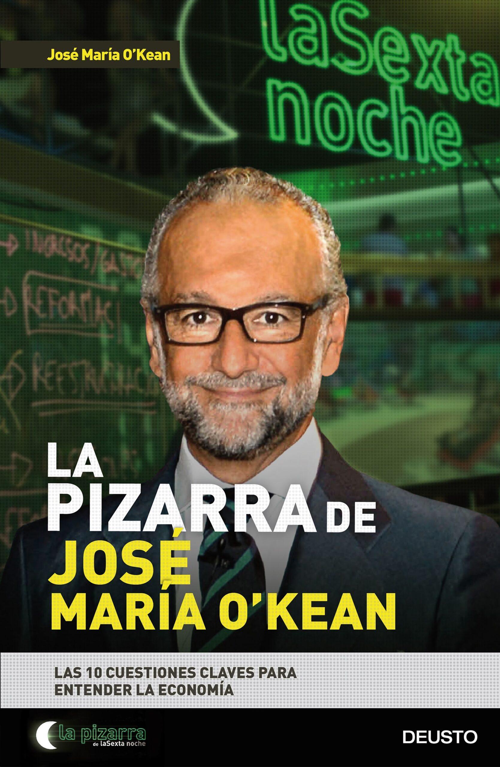 LA PIZARRA DE JOSÉ MARÍA O´KEAN.