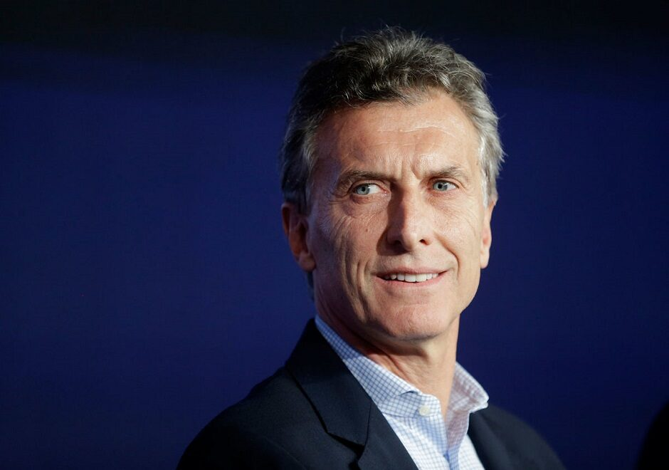 Mauricio-Macri conferencias, speaker, presidente