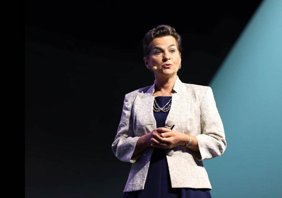 Christiana Figueres speaker, conferencias, cambio climático