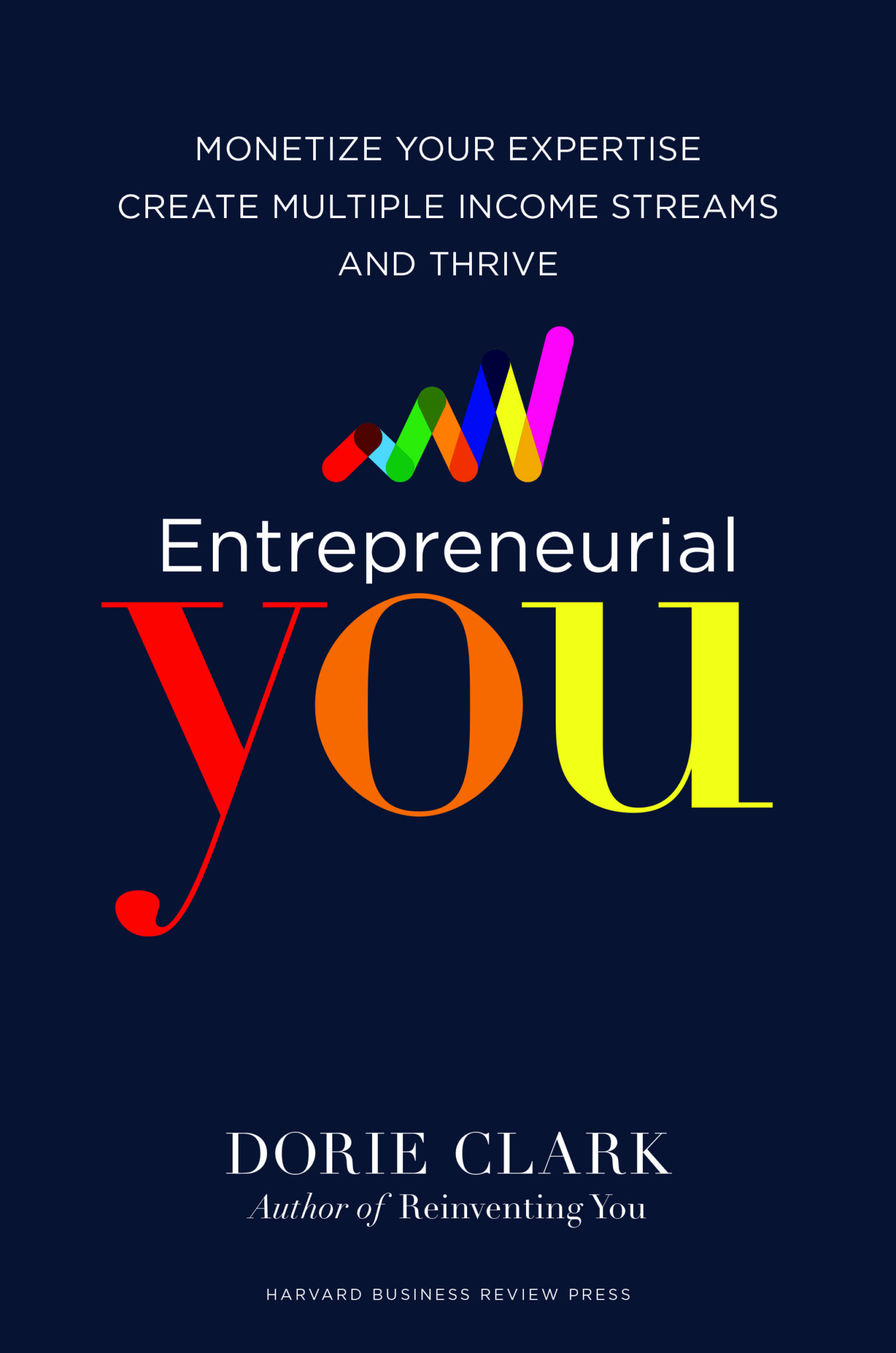 ENTREPRENEURIAL YOU: Monetize Your Expertise, Create Multiple Income Streams, and Thrive.