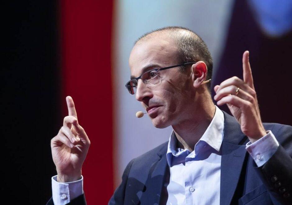 Yuval Noah Harari speaker, conferencias, sapiens