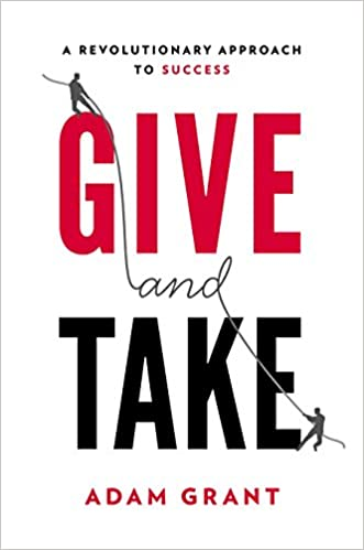 GIVE & TAKE.