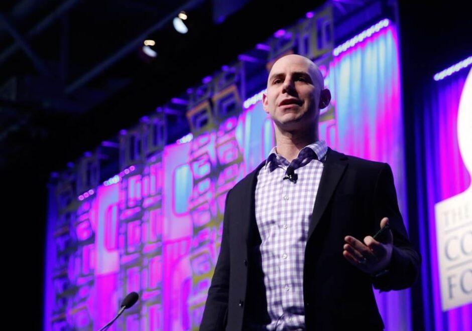 Adam Grant speaker, management, wharton, bestselling author