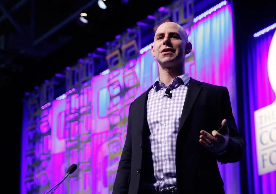 Adam Grant speaker, management, wharton, bestselling author