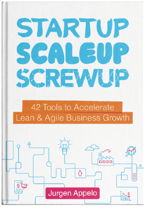 Startup, Scaleup, Screwup: 42 Tools to Accelerate Lean and Agile Business Growth.