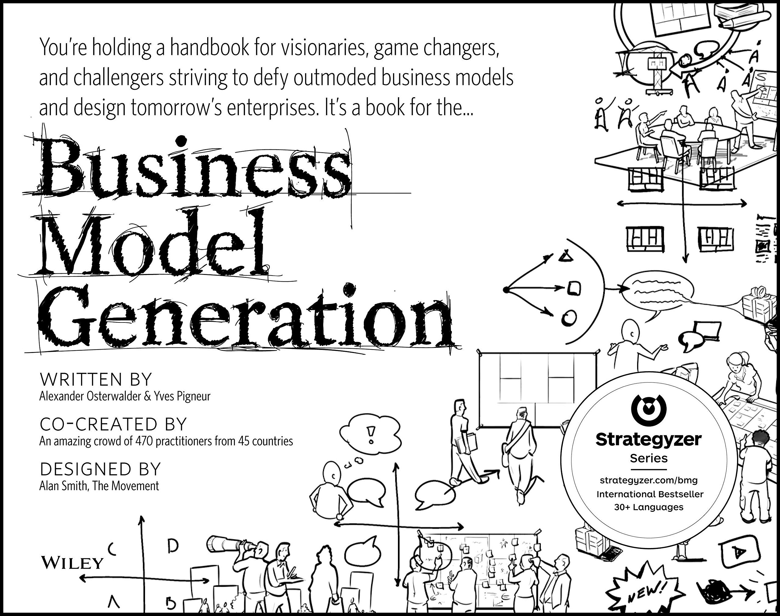 Business Model Generation.