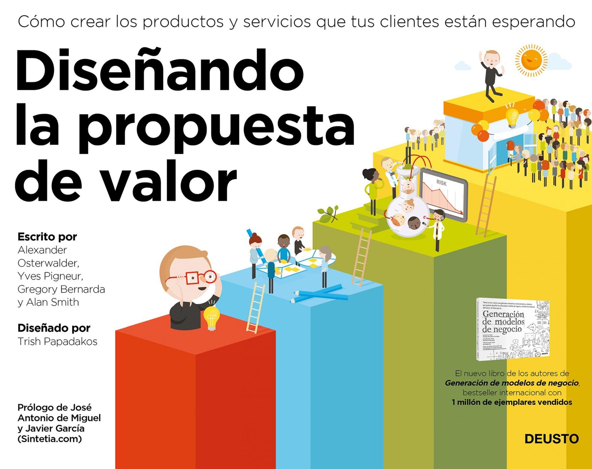Diseñando la propuesta de valor: Cómo crear los productos y servicios que tus clientes están esperando.