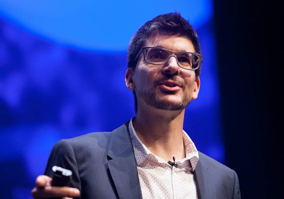 Alex Osterwalder speaker, keynote, model canvas