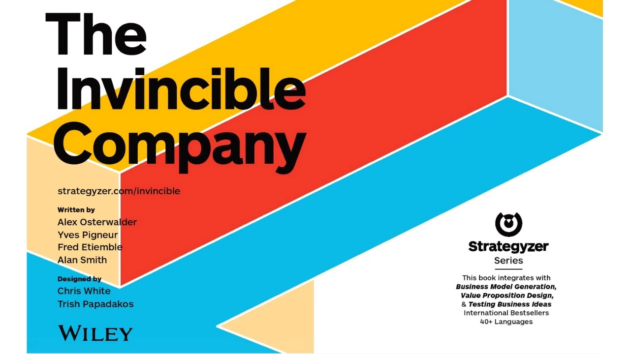 The Invincible Company: How to Constantly Reinvent Your Organization with Inspiration From the World's Best Business Models.