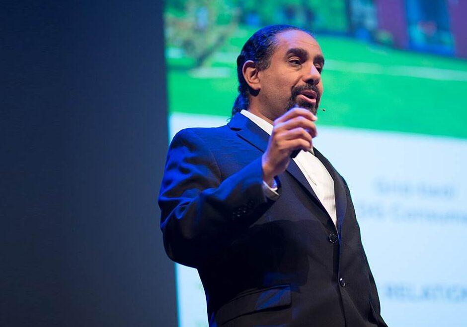 Ramez Naam speaker, energy singualrity university