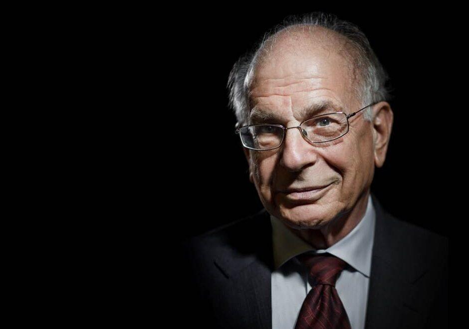 Daniel Kahneman speaker, keynote, economy, nobel prize