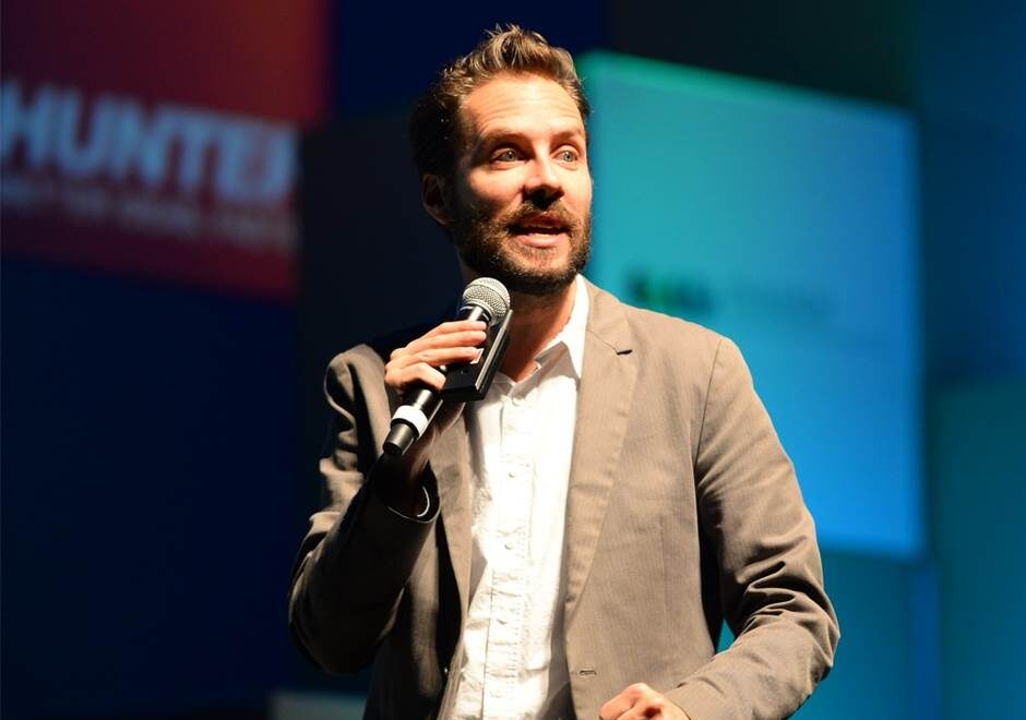 Jeremy Gutsche speaker, trendhunter, keynote, conferencias
