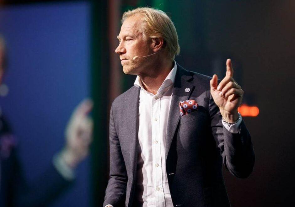 Jonas Kjellberg speaker, skype, conferencias