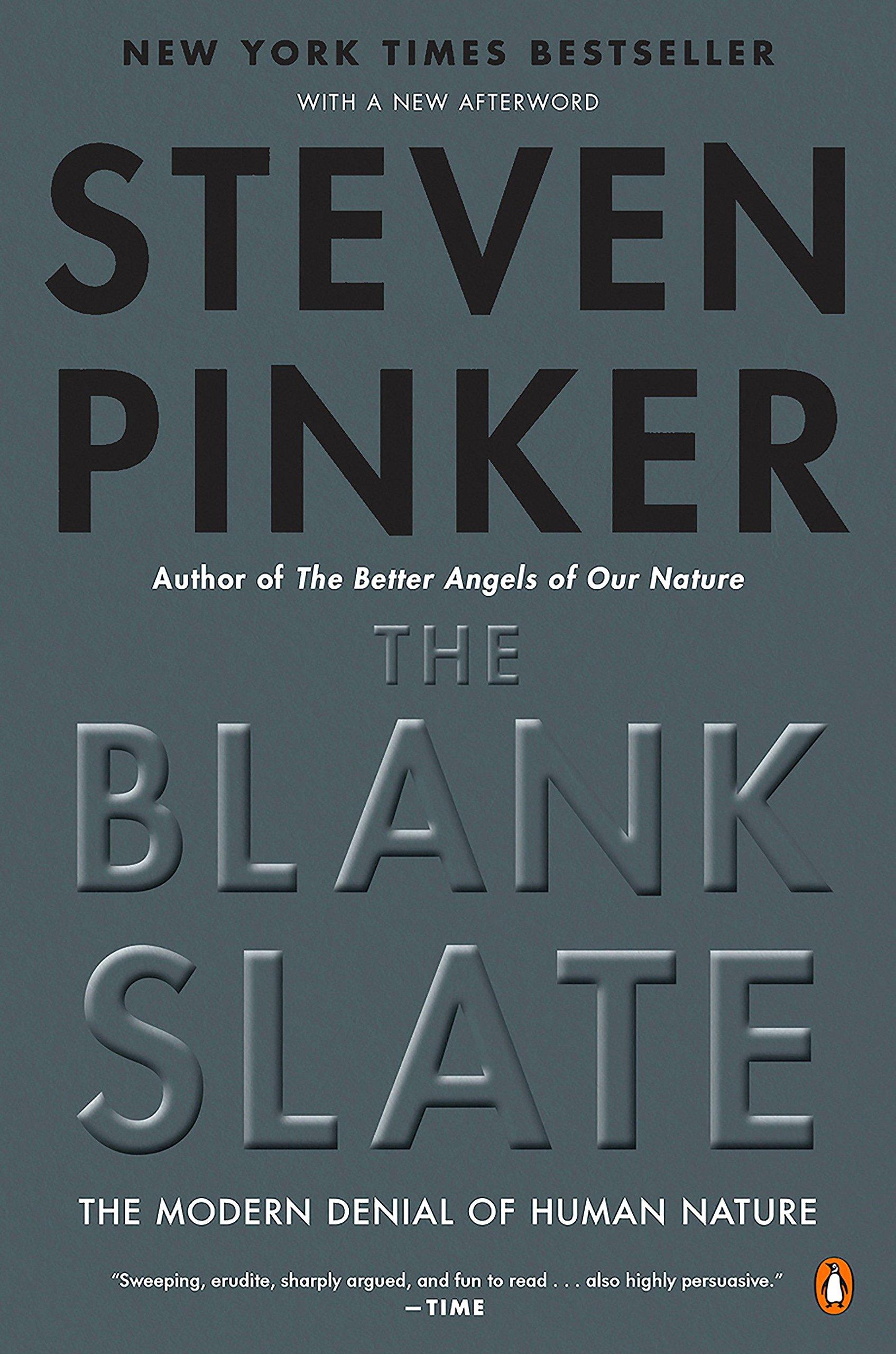 The Blank Slate (2002/2016).