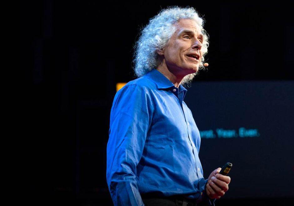 Steven Pinker speaker, conferencias, keynote