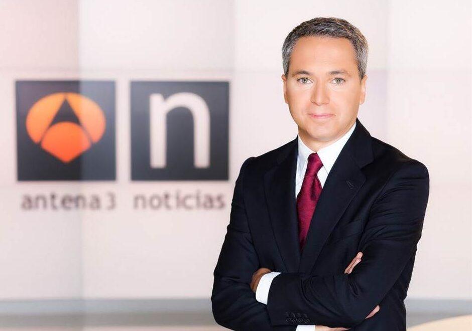 Vicente Vallés, periodista, presentador Antena 3, moderador, debates