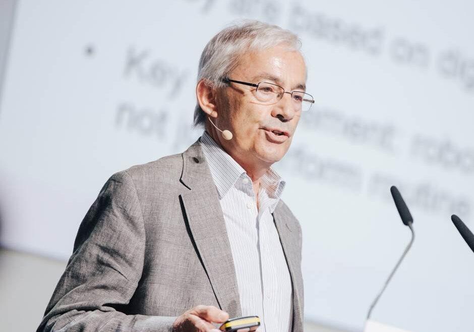 Christopher A. Pissarides speaker, nobel prize in economics, keynote