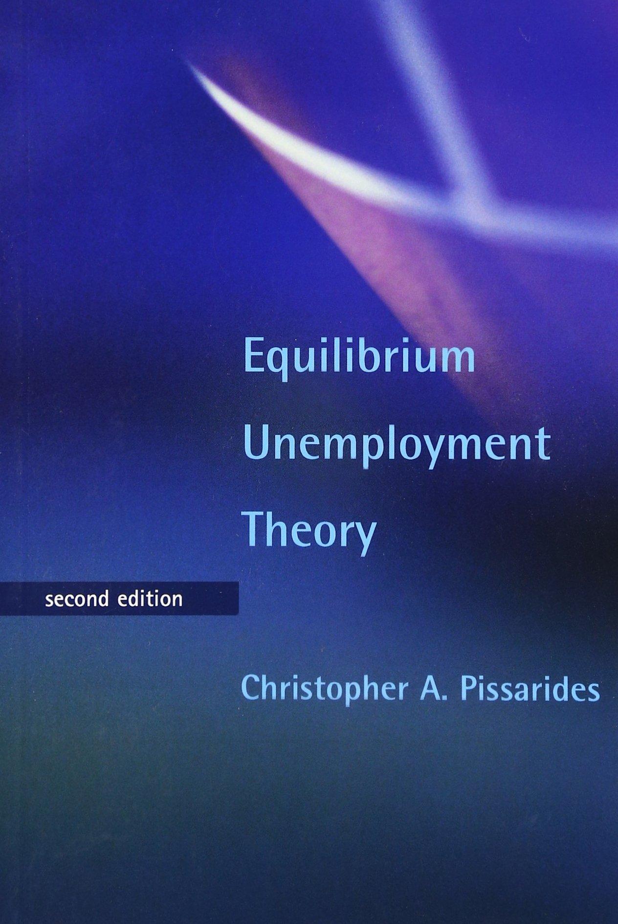 Equilibrium Unemployment Theory.