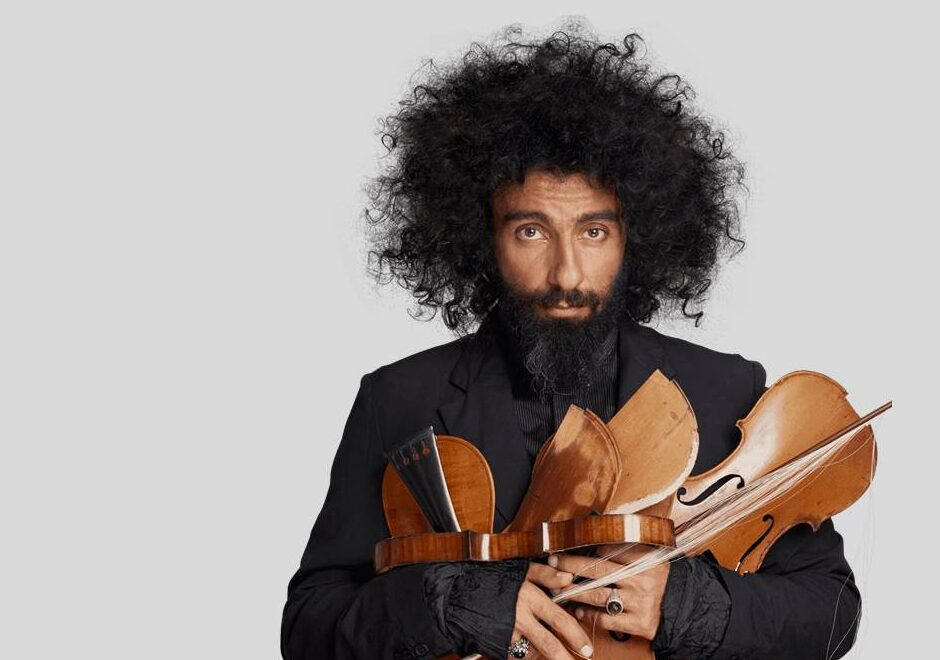 Ara Malikian violin, speaker, conferencias