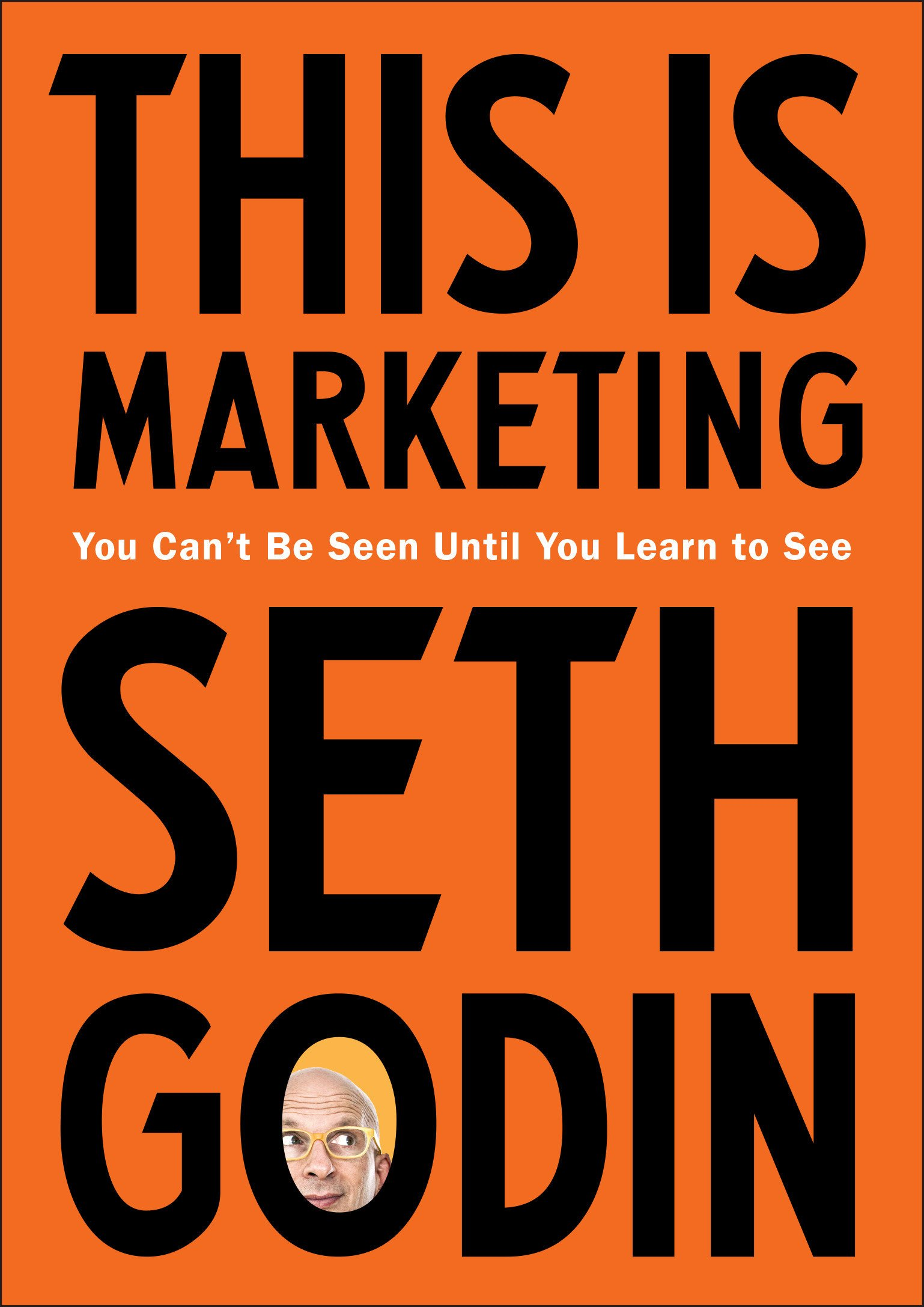 This is Marketing: You Can't Be Seen Until You Learn To See.