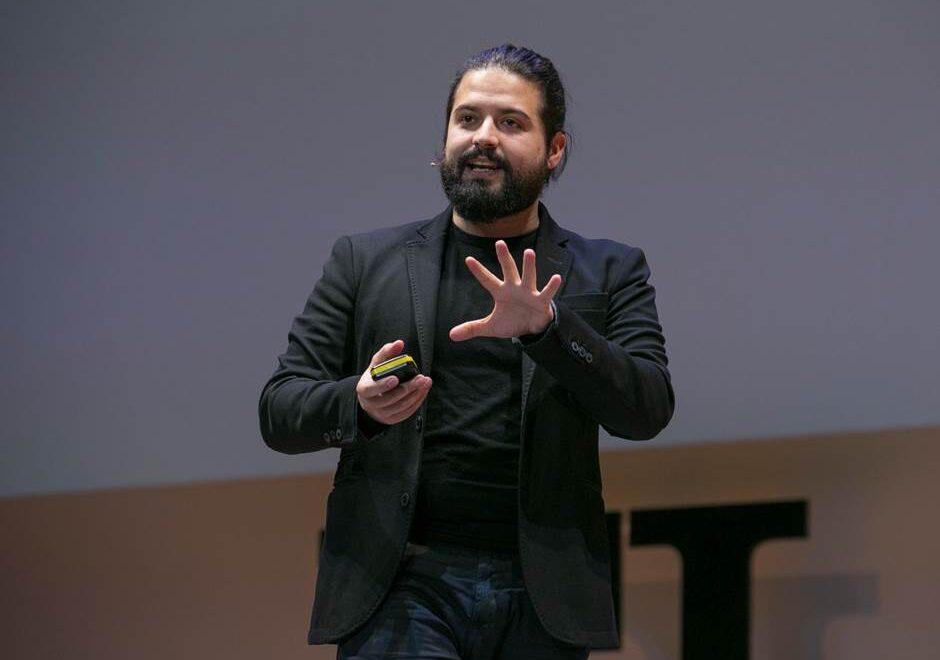 David Alayón conferencia, speaker, innovación