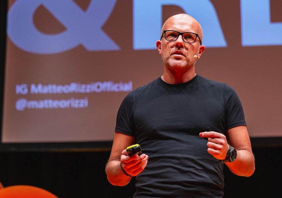 Matteo Rizzi speaker, fintech, keynote, breaking banks