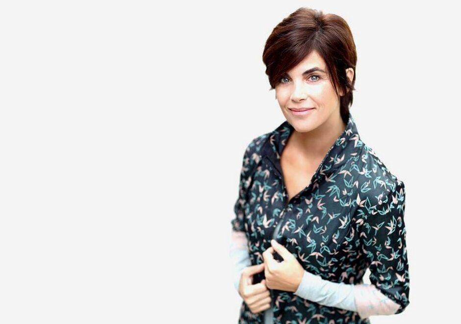 Samanta Villar presentadora, conferencias, maternidad, speaker