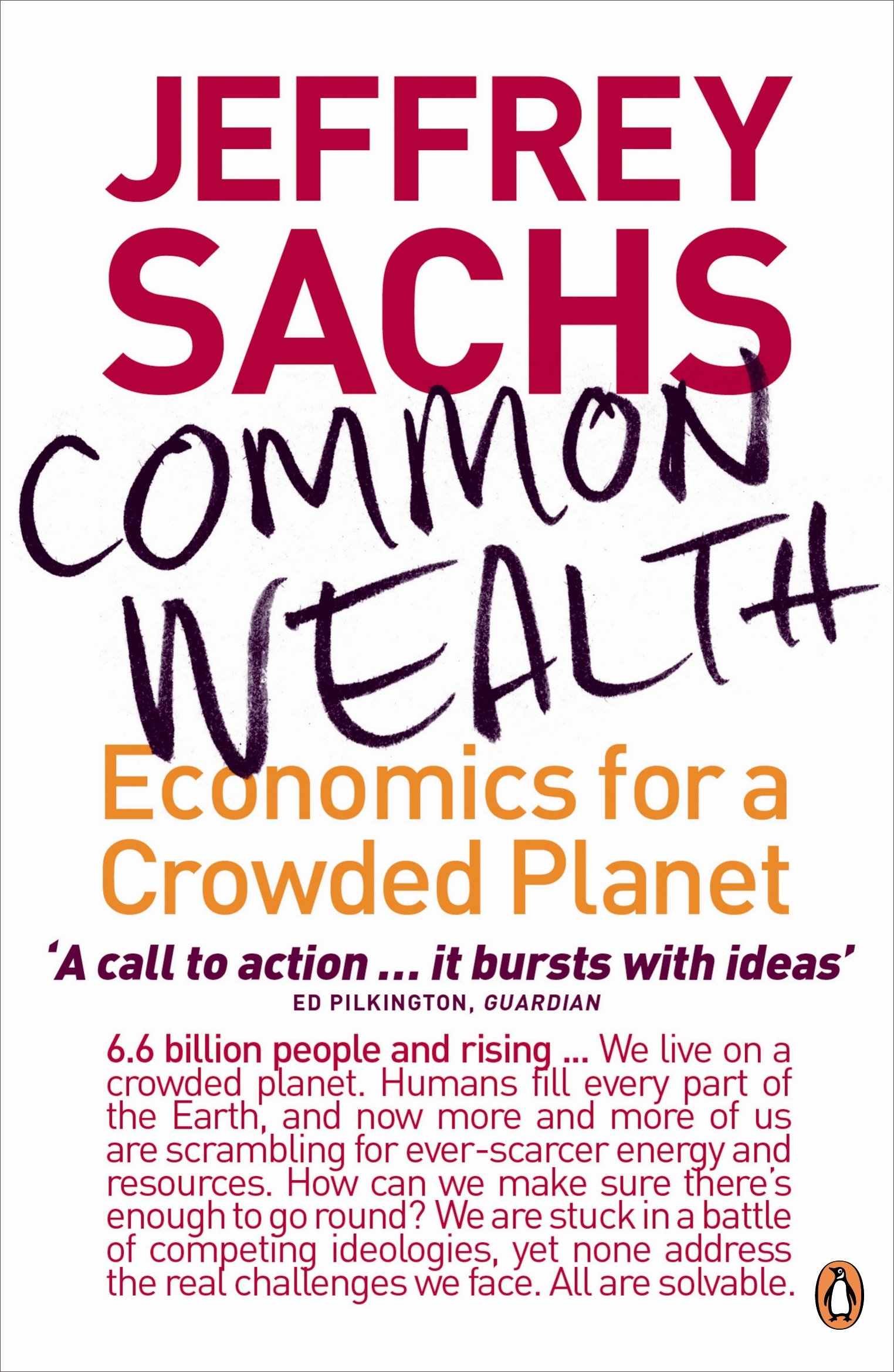 Common Wealth: Economics for a Crowded Planet.