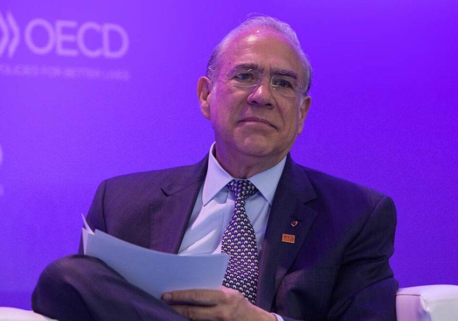 Ángel Gurría speaker, conferencia, OCDE