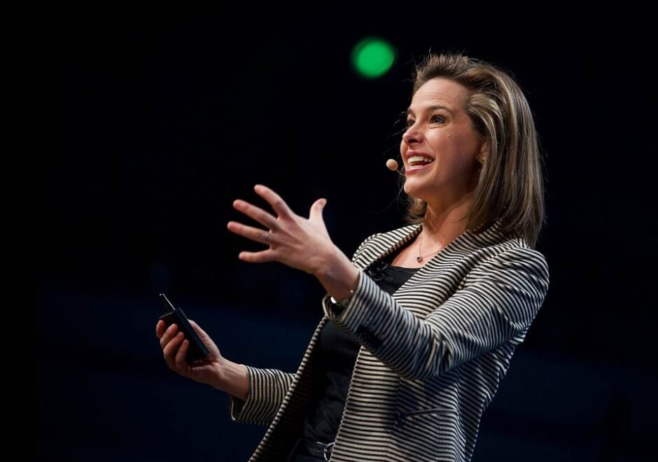 Erin Meyer speaker, conferencias, culture, netflix
